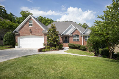 Ooltewah Single Family Home For Sale: 8931 Wandering Way #Lot 129