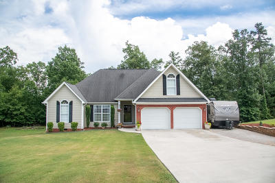 Ringgold Single Family Home Contingent: 232 Manor Dr