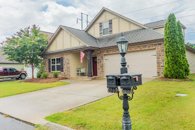 Chattanooga Single Family Home For Sale: 2710 Waterhaven Dr