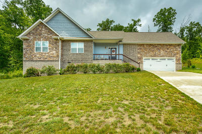 Soddy Daisy Single Family Home Contingent: 348 Harvest Ct