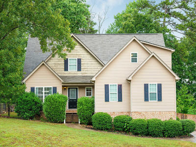 Ooltewah Single Family Home For Sale: 6180 Oilskin Dr