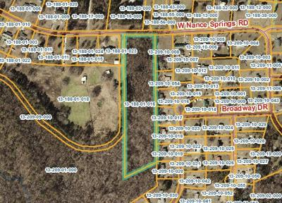 Dalton Residential Lots & Land For Sale: W Nance Springs Rd #14/15