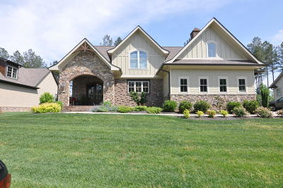Soddy Daisy Single Family Home For Sale: 929 Bella Point Dr