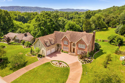 Ooltewah Single Family Home For Sale: 8344 Mitchell Mill Rd