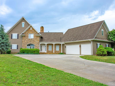 Single Family Home For Sale: 170 Scenic Shores Dr