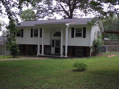 Marion Single Family Home For Sale: 510 Knollwoods Rd
