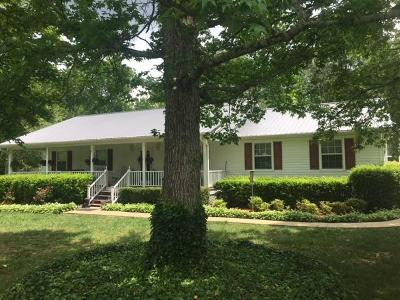 Cleveland Single Family Home For Sale: 1013 SE Horton Rd