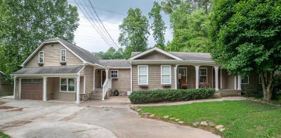 Soddy Daisy Single Family Home For Sale: 1418 Lovelady Lewis Rd