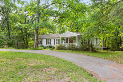 Signal Mountain Single Family Home Contingent: 1216 James Blvd
