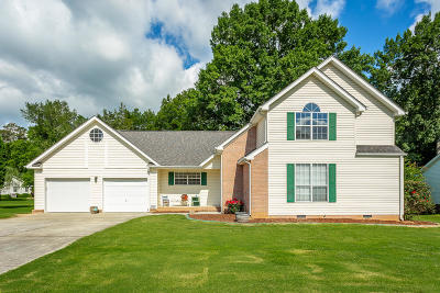 Single Family Home For Sale: 173 Mountain Brook Dr
