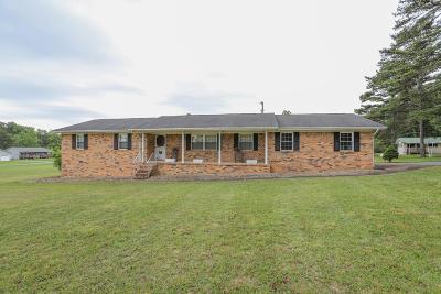 Single Family Home For Sale: 13505 Jones Gap Rd