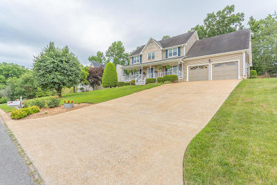 Ooltewah Single Family Home For Sale: 9214 Carriage Ln