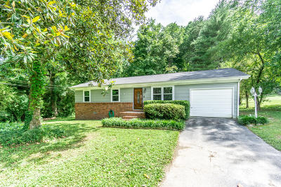 Hixson Single Family Home Contingent: 444 Sevier St