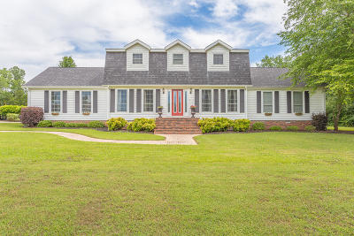 Ooltewah Single Family Home Contingent: 8539 Mc Kenzie Ln