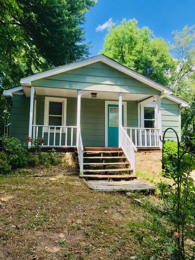 Hixson Single Family Home For Sale: 1313 Hixson Ave