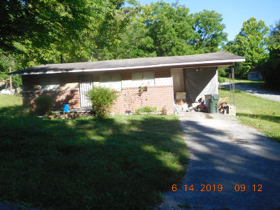 Single Family Home For Sale: 5111 Rotary Dr
