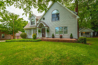 Chattanooga Single Family Home For Sale: 3405 Whittaker Ave