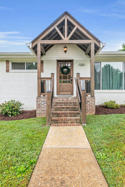 Chattanooga Single Family Home Contingent: 1116 Ashmore Ave
