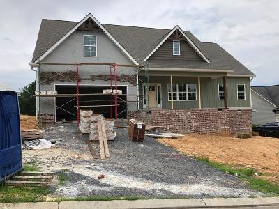 Soddy Daisy Single Family Home Contingent: 10880 Thatcher Crest Dr