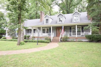 Ooltewah Single Family Home For Sale: 5502 Water Wheel Ln