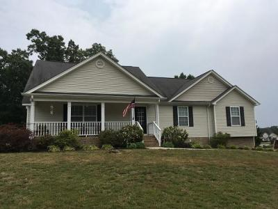 Ooltewah Single Family Home For Sale: 7616 Pfizer Dr