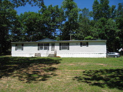 Decatur Single Family Home For Sale: 59d County Rd 100