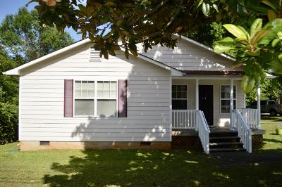 Single Family Home For Sale: 5520 St Elmo Ave