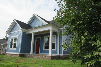 Chattanooga Single Family Home For Sale: 2108 Bailey Ave