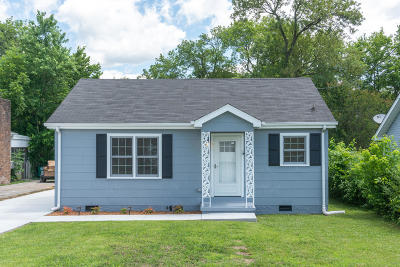 Chattanooga Single Family Home For Sale: 4329 Oakdale Ave