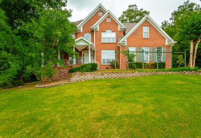 Ooltewah Single Family Home For Sale: 9431 Lazy Circles Dr