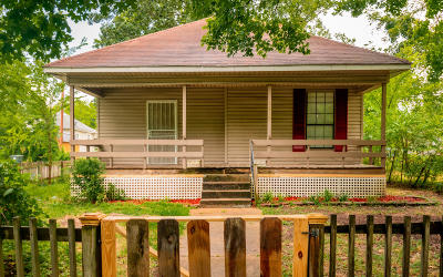 Chattanooga Single Family Home For Sale: 1619 Lynnbrook Ave