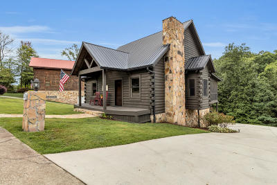 Ooltewah Single Family Home Contingent: 7942 Wilderness Way