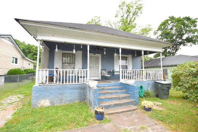 Chattanooga Single Family Home For Sale: 2506 Olive St