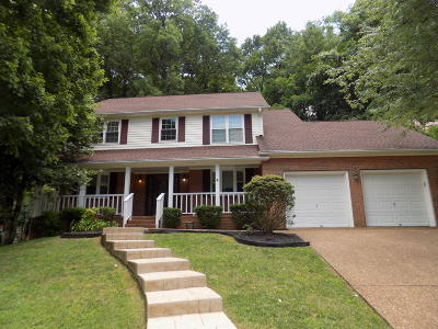 Chattanooga Single Family Home For Sale: 714 Creek Dr