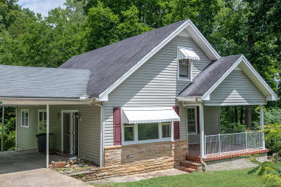 Soddy Daisy Single Family Home For Sale: 127 Boyd St