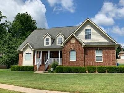 Ooltewah Single Family Home Contingent: 9695 Regency Ct