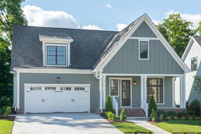 Chattanooga Single Family Home For Sale: 543 Alston Dr #Lot 67