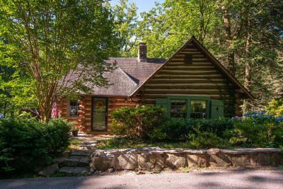 Lookout Mountain Single Family Home For Sale: 345 Gnome Tr