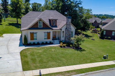 Ooltewah Single Family Home Contingent: 8010 Hampton Cove Dr