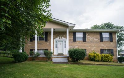 Hixson Single Family Home For Sale: 1633 Colorado St