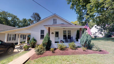 Cleveland Single Family Home For Sale: 333 NW 18th St