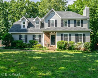 Chattanooga Single Family Home For Sale: 9109 Quail Mountain Dr