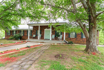 Benton Single Family Home For Sale: 550 Oak Grove Rd