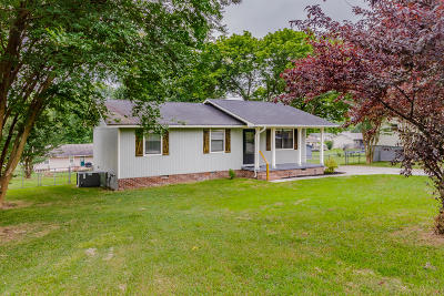 Ringgold Single Family Home Contingent: 512 Three Notch Ro Rd
