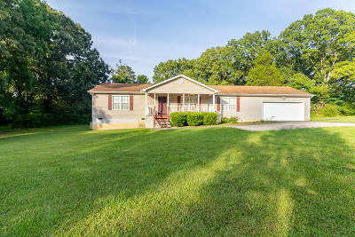 Soddy Daisy Single Family Home For Sale: 1967 Spradling Rd