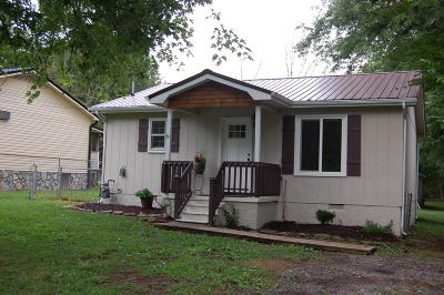 Cleveland Single Family Home Contingent: 2643 SE Blythe Rd