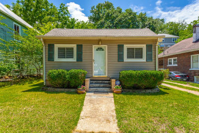 Chattanooga TN Single Family Home For Sale: $255,000
