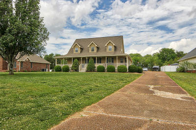 Ringgold Single Family Home Contingent: 2425 Ooltewah Ringgold Rd