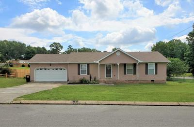 Ringgold Single Family Home Contingent: 14 Wood Meadow Tr