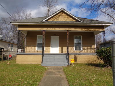 Chattanooga Single Family Home For Sale: 2009 Camden St